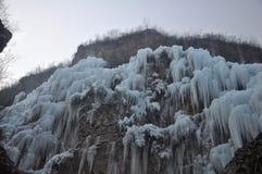 El mundo del hielo Fotografía de archivo libre de regalías