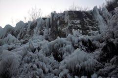 El mundo del hielo Imagenes de archivo