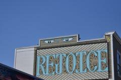 El mundo del ` s de San Francisco reconoció los murales balsámicos del callejón, 19 Fotografía de archivo