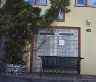 El mundo del ` s de San Francisco reconoció los murales balsámicos del callejón, 23 Imagen de archivo libre de regalías