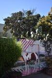 El mundo del ` s de San Francisco reconoció los murales balsámicos del callejón, 27 Fotos de archivo libres de regalías