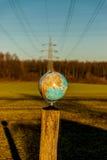 El mundo en la participación Imagen de archivo