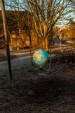 El mundo puede balancear Fotos de archivo libres de regalías