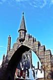 El mundo wizarding de Harry Potter Foto de archivo libre de regalías