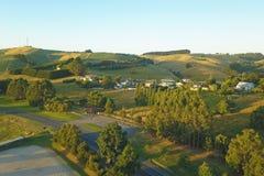 El municipio de Korumburra en Gippsland del sur Fotografía de archivo