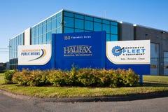 El municipio regional de Halifax imágenes de archivo libres de regalías