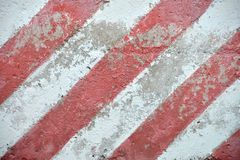 El muro de cemento Imagen de archivo