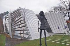 El museo amplio en la universidad de estado de Michigan Imagenes de archivo