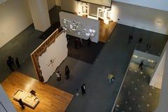 El museo de Art October moderno 2015 16 Imagenes de archivo