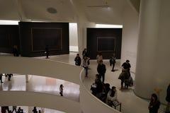 El museo de Guggenheim de Nueva York 20 Foto de archivo