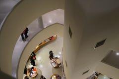 El museo de Guggenheim de Nueva York 15 Fotografía de archivo