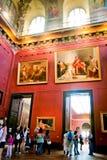 El museo de la lumbrera en París, Francia imagen de archivo