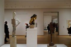 El museo de la parte moderna 2 3 de Art October 2015 Imagen de archivo