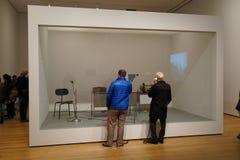 El museo de la parte moderna 2 12 de Art October 2015 Foto de archivo libre de regalías