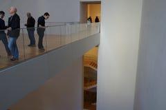 El museo de la parte moderna 2 21 de Art October 2015 Fotografía de archivo