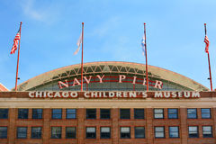 El museo de los niños de Chicago Fotografía de archivo libre de regalías