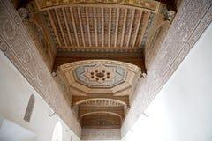 El museo de Marrakesh Fotografía de archivo