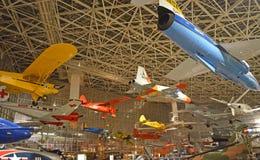 El museo de Seattle del vuelo Imagen de archivo