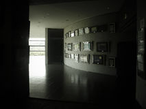 El museo de Tadao Ando Imagen de archivo