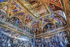 El museo de Vatican imagen de archivo