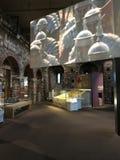 El museo del castillo de Colchester dice la historia de Roman Camelodunum, o Colchester, Fotografía de archivo libre de regalías
