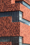 El museo del MAS, Amberes, Bélgica Fotos de archivo libres de regalías