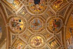 El museo del Vaticano Fotografía de archivo libre de regalías