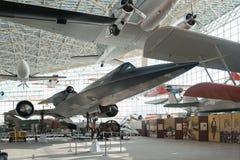 El museo del vuelo Imagen de archivo libre de regalías
