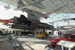 El museo del vuelo Imagen de archivo