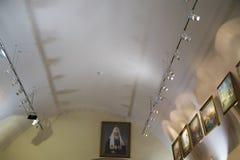 El museo en la abadía del sergei de Sam, Federación Rusa Fotos de archivo libres de regalías