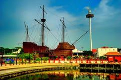 El museo marítimo Imagen de archivo