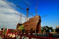 El museo marítimo foto de archivo libre de regalías