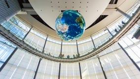 El Museo Nacional de la ciencia y de la innovación emergentes Imágenes de archivo libres de regalías