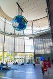 El Museo Nacional de la ciencia y de la innovación emergentes Imagen de archivo