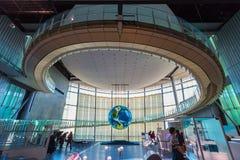 El Museo Nacional de la ciencia y de la innovación emergentes emergentes en Odaiba, Tokio Imagenes de archivo