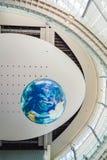 El Museo Nacional de la ciencia y de la innovación emergentes emergentes en Odaiba, Tokio Imagen de archivo
