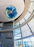 El Museo Nacional de la ciencia y de la innovación emergentes emergentes en Odaiba, Tokio Fotos de archivo libres de regalías
