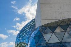 El museo St Petersburg, la Florida, Estados Unidos de Salvador Dalà foto de archivo