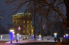 El museo viejo Vladimir Torre de agua Fotografía de archivo libre de regalías