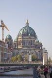 El Museumsinsel en Berlín Foto de archivo libre de regalías