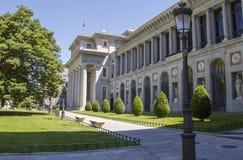 El Muzeum Prado Obrazy Stock