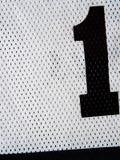 El número uno se divierte el fondo Imagen de archivo