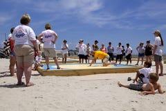 El nacional vetea el torneo - selva virgen, New Jersey Fotos de archivo