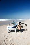 El nadar ido Foto de archivo libre de regalías