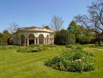 El naranjal en el parque de Osterley imagen de archivo libre de regalías