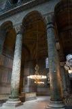 El Narthex interno, Hagia Sophia, Estambul Fotografía de archivo libre de regalías