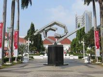 El National Gallery de Indonesia foto de archivo