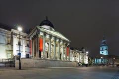 El National Gallery, Londres Imagenes de archivo