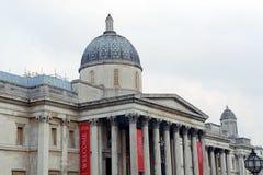 El National Gallery Londres Imagenes de archivo