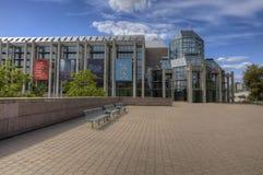 El National Gallery, Ottawa, Canadá Imagenes de archivo